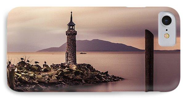 Tiny Lighthouse IPhone Case