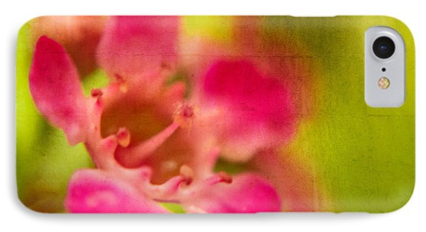 IPhone Case featuring the photograph Tiny Pink by Takeshi Okada