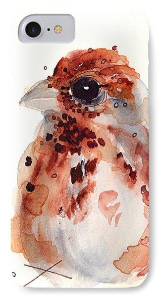 Tiny Sparrow IPhone Case