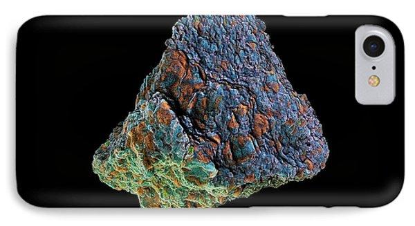 Tissint Martian Meteorite IPhone Case