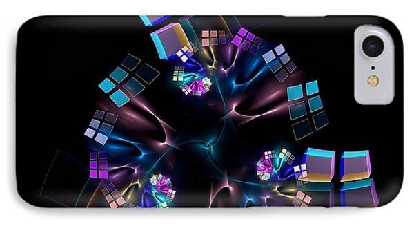 Titanium Crystals IPhone Case
