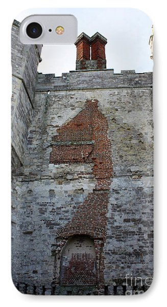 Titchfield Abbey From Within Phone Case by Terri Waters