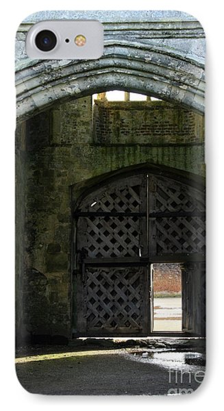 Titchfield Abbey Gatehouse Phone Case by Terri Waters