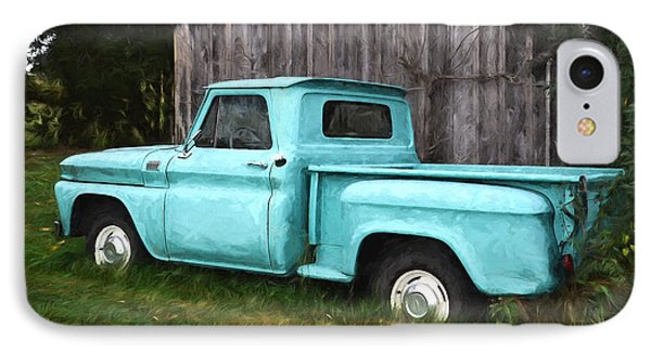 To Be Country - Vintage Vehicle Art IPhone Case by Jordan Blackstone