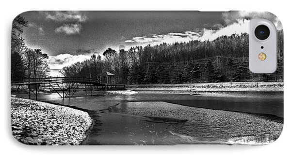 IPhone Case featuring the photograph To Grand Mother's House by Robert McCubbin