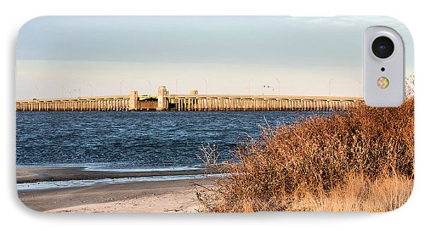 To Jones Beach IPhone Case by JC Findley