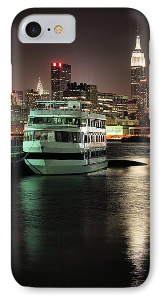 To Nyc Phone Case by JC Findley