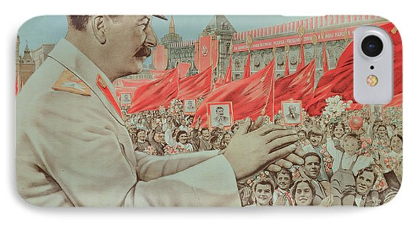 To Our Dear Stalin IPhone Case