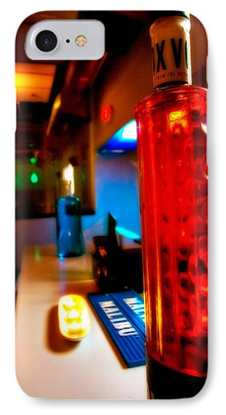 To The Bar IPhone Case by Melinda Ledsome