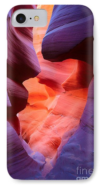 To The Center Of The Earth Phone Case by Inge Johnsson
