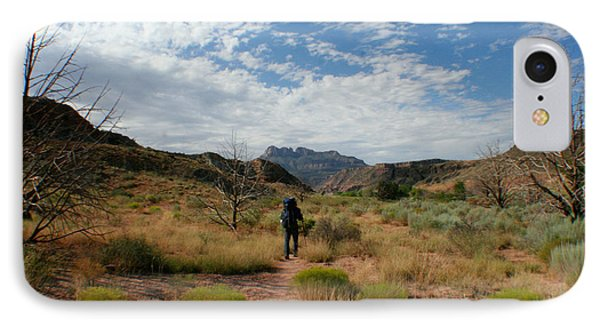 IPhone Case featuring the photograph To The Desert by Jon Emery