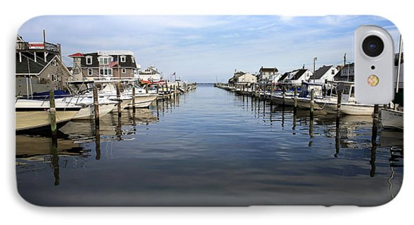 To The Sea At Lbi Phone Case by John Rizzuto