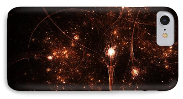 To The Stars And Back Phone Case by Steve K