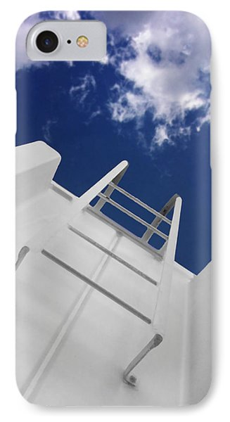 To The Top IPhone Case by Don Spenner
