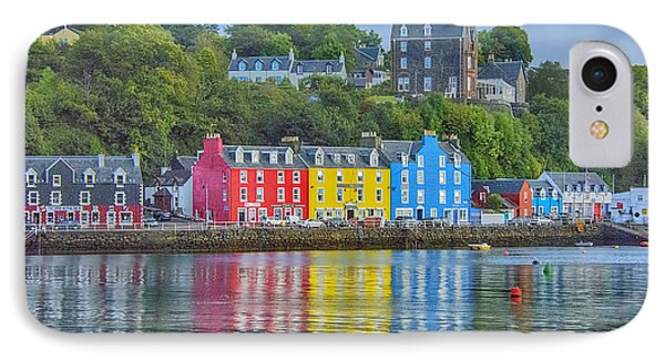 Tobermory Isle Of Mull IPhone Case