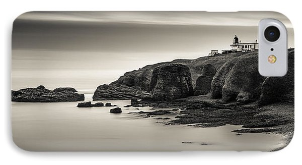 Tod Head Lighthouse IPhone Case by Dave Bowman