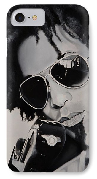 Toddiefunk IPhone Case by Brian Broadway