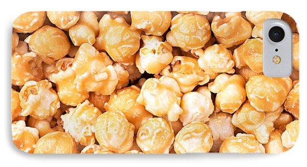 Toffee Popcorn Phone Case by Jane Rix