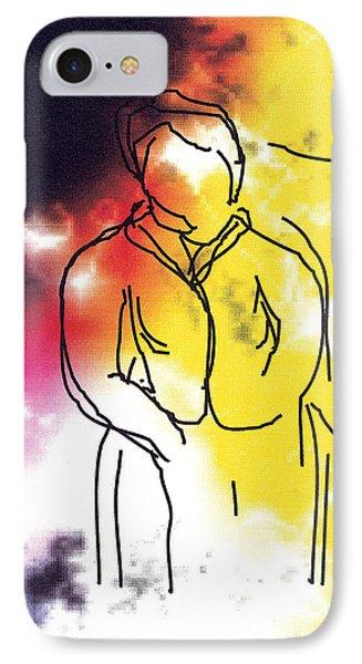 Together Phone Case by Bjorn Sjogren