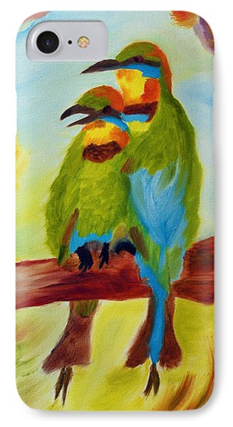 Together IPhone Case by Meryl Goudey