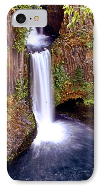 Tokatee Falls 1 Phone Case by Marty Koch