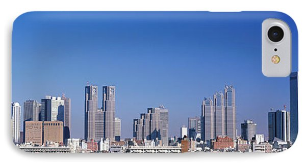 Tokyo Japan IPhone Case by Panoramic Images