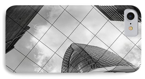 IPhone Case featuring the photograph Tokyo Linearity by Dean Harte