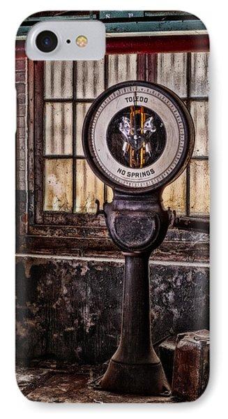 Toledo No Springs Scale Phone Case by Susan Candelario