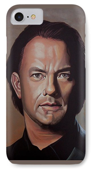 Tom Hanks IPhone Case