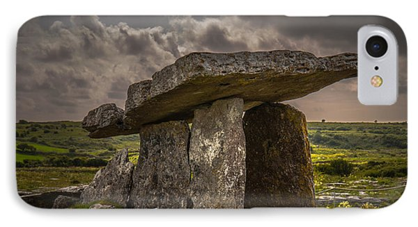 Tomb Of The Ancients IPhone Case by Tim Bryan