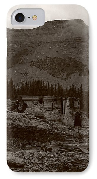 Tomboy Ghost Town I Phone Case by Daniel Woodrum