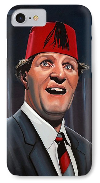 Tommy Cooper Phone Case by Paul Meijering