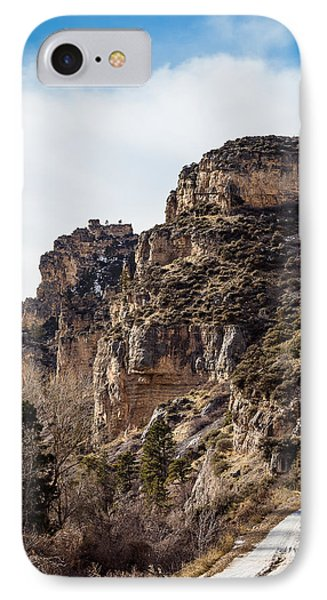Tongue River Canyon IPhone Case