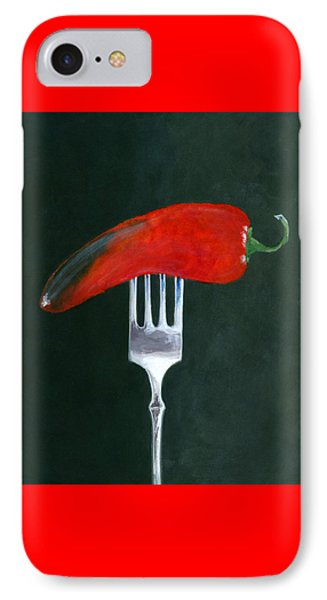 Too Hot To Handle IPhone Case by Karyn Robinson