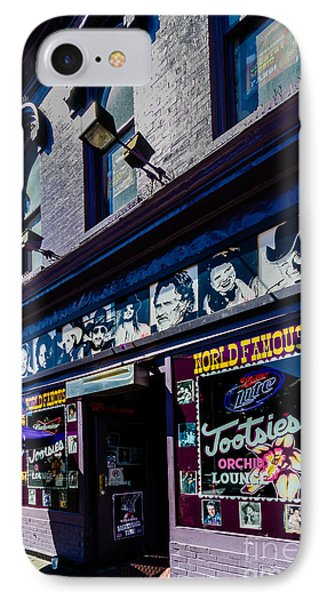 Tootsies Nashville Tennessee IPhone Case