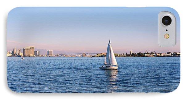 Top Destination San Diego IPhone Case by Christine Till