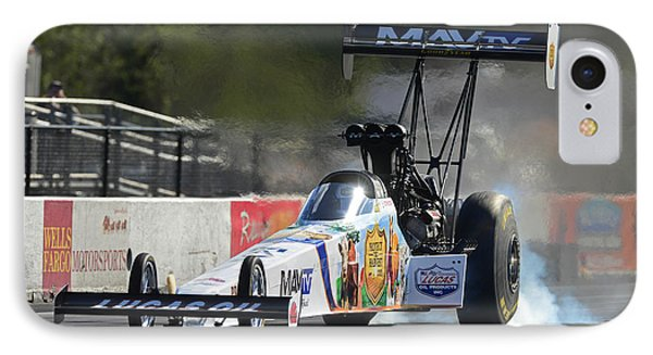 Top Fuel Dragster IPhone Case by Gianfranco Weiss