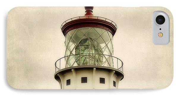 Top Of The Lighthouse Phone Case by Scott Pellegrin