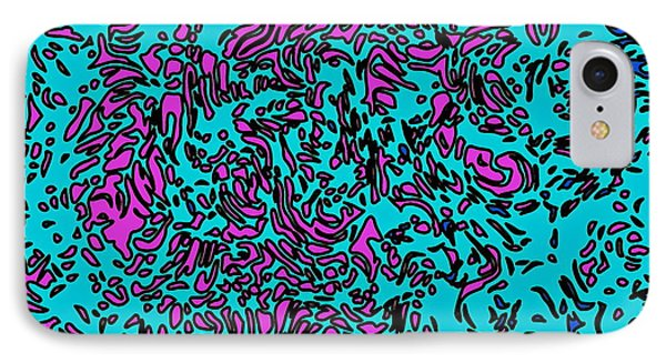 Topographic Phone Case by Charles Rayburn