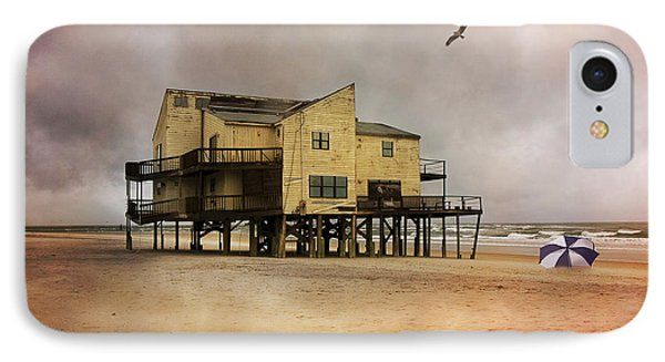 Topsail's Past II IPhone Case by Betsy Knapp