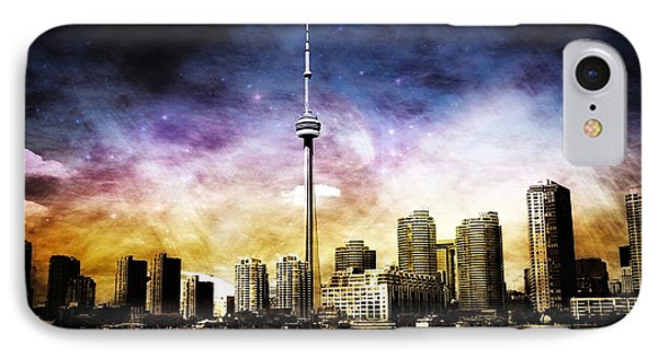 Toronto IPhone Case by Elaine Manley