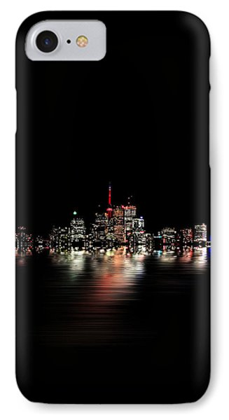 IPhone Case featuring the photograph Toronto Flood No 3 My Island by Brian Carson