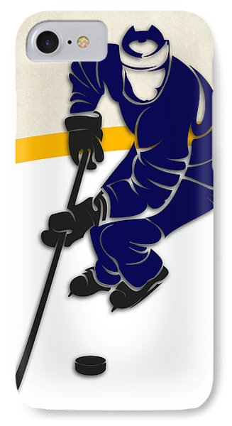 Toronto Maple Leafs Rink IPhone Case