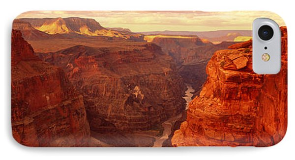 Toroweap Point, Grand Canyon, Arizona IPhone Case by Panoramic Images