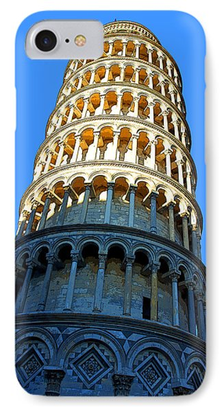 Torre Di Pisa IPhone Case by Ivete Basso Photography