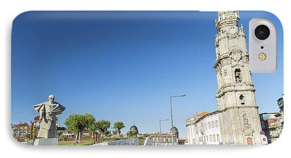 Torre Dos Clerigos Porto Portugal IPhone Case