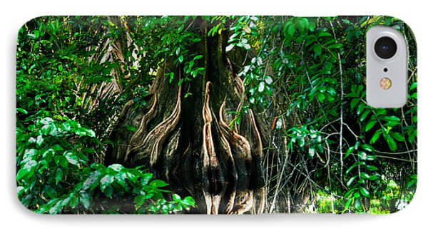 Tortuguero River Phone Case by Gary Keesler