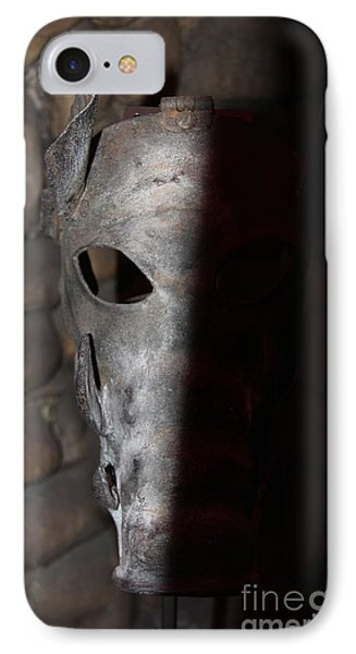 Torture Mask - Pay For Your Sins IPhone Case by Lee Dos Santos