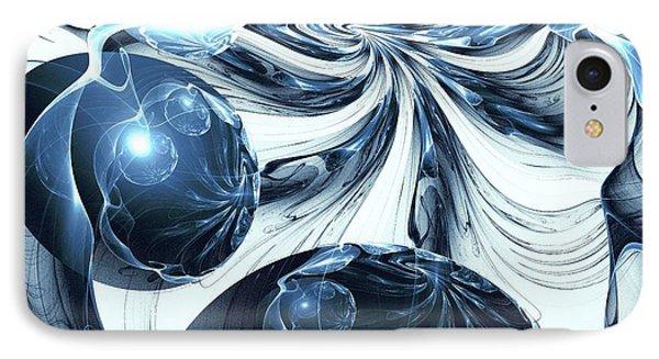 Total Internal Reflection IPhone Case by Anastasiya Malakhova