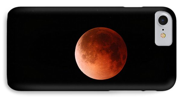 Total Lunar Eclipse Phone Case by Stephen & Donna O'Meara